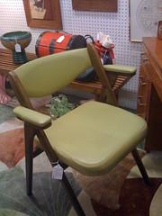 1960s folding chair