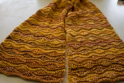 Sunshine Surf Scarf