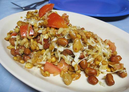Burmese Dinner at Yoma