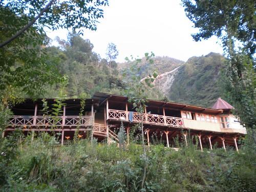 Orchard Hut, a Chamba retreat