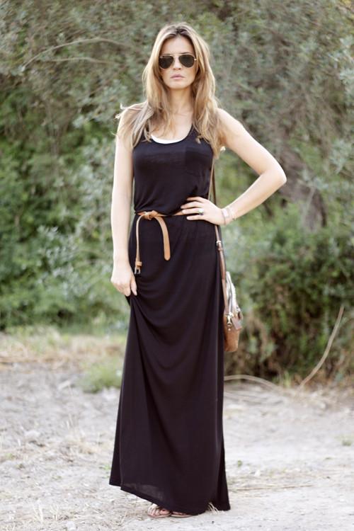 vestido maxi