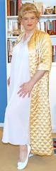 Birgit008858 (Birgit Bach) Tags: robe quilted elaine satin miss nightgown