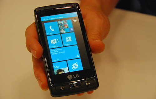 windows phone 7 developer