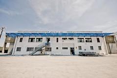 FACTORY (alberto.degennaro) Tags: nikon factory steel 8mm grandangolo ufficio lavoro acciaio fabbrica d90 sigma816mm