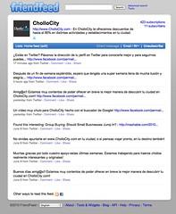Nuestra pgina en FriendFeed (CholloCity.com) Tags: city franklin ciudad mallorca palma ofertas chollo cupon descubre tello descuentos cupones chollocity