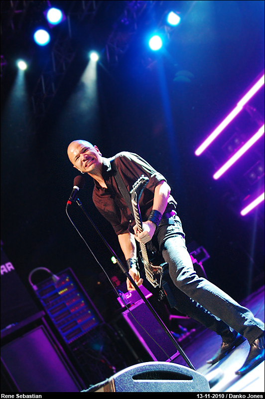 Danko Jones @ Effenaar