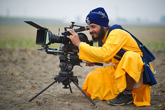 New Eyes (gurbir singh brar) Tags: portrait video coach nikon october warrior warriors turban sikh punjab nikkor 2010 singh khalsa videographer arriflex ustad nihang nihangs mastuanasahib dumala shastarvidya  gurbirsinghbrar savalakhfoundation   nikond3s     pargatsingh harjitharman jagmeetbal babajasbirsingh