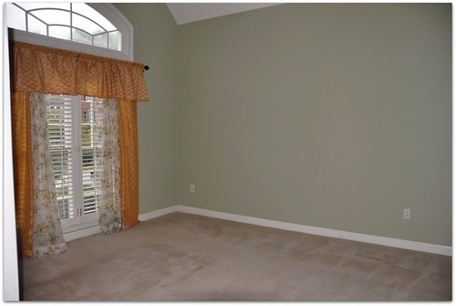 Home Staging Atlanta Office Before