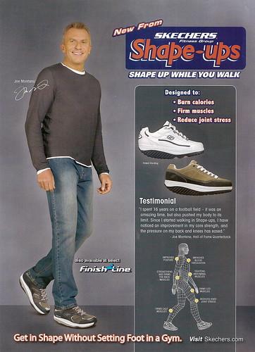 joe montana skechers shoes, Skechers