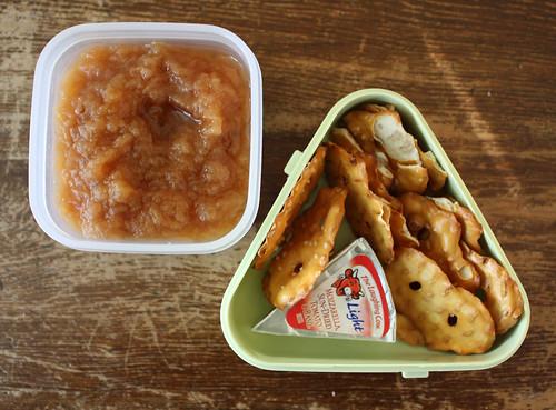 1st Grade Snack #146: November 17, 2010