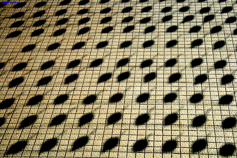 Lantern Shadows @ Thean Hou Temple, KL ,Malaysia
