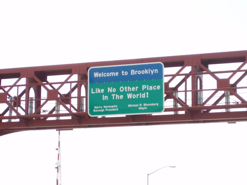Welcome to Brooklyn