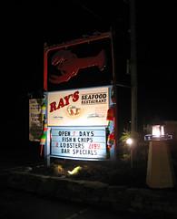 Ray's on Rye Beach