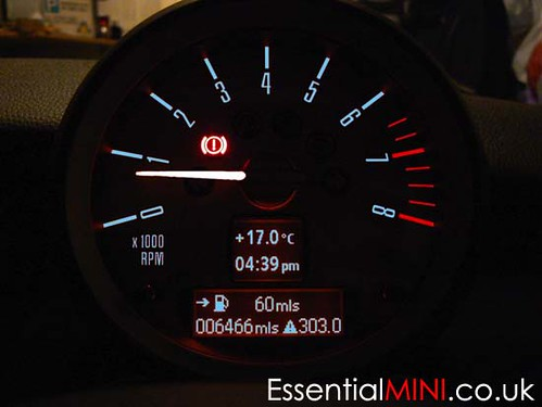 Warning Light Exclamation Mark In A Triangle Mini Cooper Forum
