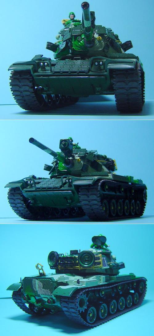 無限台南-Tank-M60AI