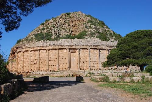مدينة الأثار الرومانية