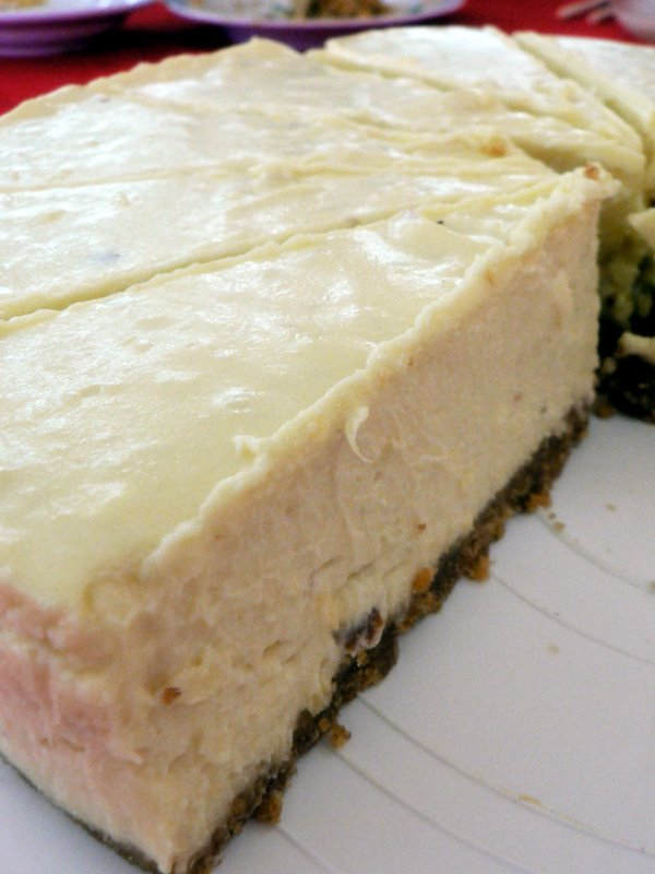 Durian cheesecake by FBB
