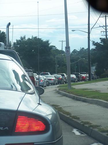 2007 - 08-29 - Lafayette Traffic (2)
