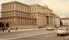 Kronprinzenpalais, Unter den Linden, East Berlin, 1984 (Joel Abroad) Tags: berlin germany unterdenlinden 1984 kronprinzenpalais
