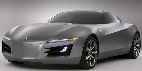Фото нового концепта от Acura
