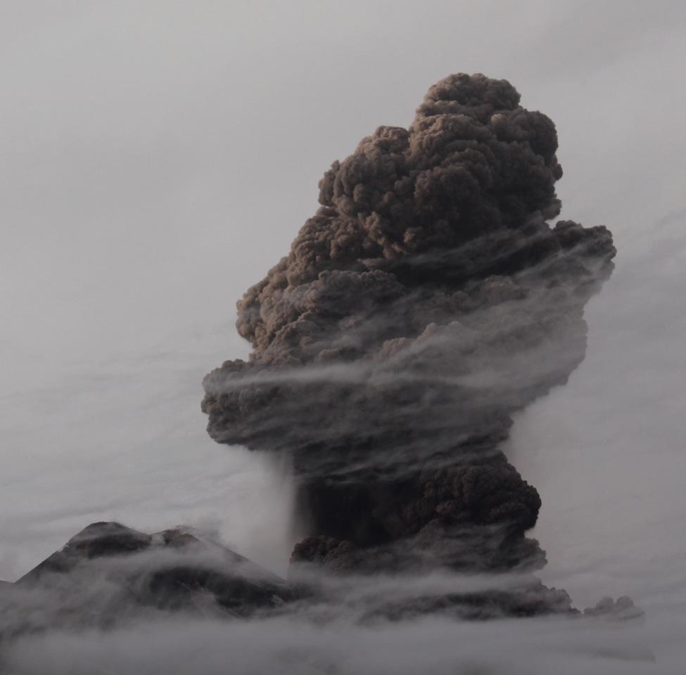 Etna : Eruption