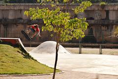 michel-flip (carlostaparelli) Tags: pantano skateboard aguas ae espraiadas