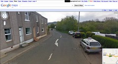 Google StreetView: Home and Taxi of Derrick Bird