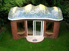 Russian Summerhouse in Newcastle upon Tyne by John Hardisty (Russian John) Tags: summer england house mountain home glass beautiful saint bike bicycle shop architecture forest buildings john garden newcastle hall amazing artist petersburg stainedglass tyne stained hidden gaudi russian dacha summerhouse upon sheds follies cycles byker guadi benton longbenton gardensummerhouse hardisty shedoftheyear newcastlegaudi newcastlestainedglass gaudisummerhouse  bestsummerhouse bestshed foresthallengland shedoftheyear2013