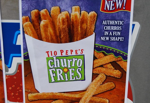 "Churro ""fries"""