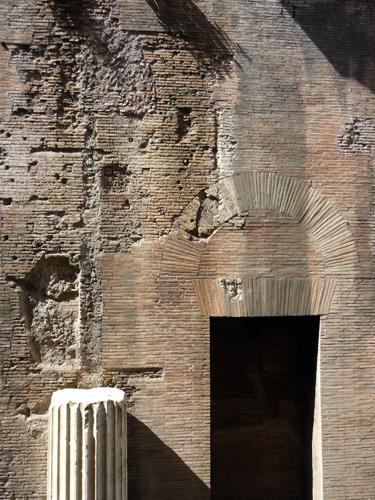 Pantheon (lato sx)