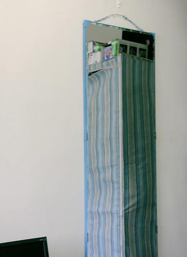 17鏡子掛在牆上較省空間