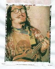 Henrique Couto - Polaroid Transfer Portrait