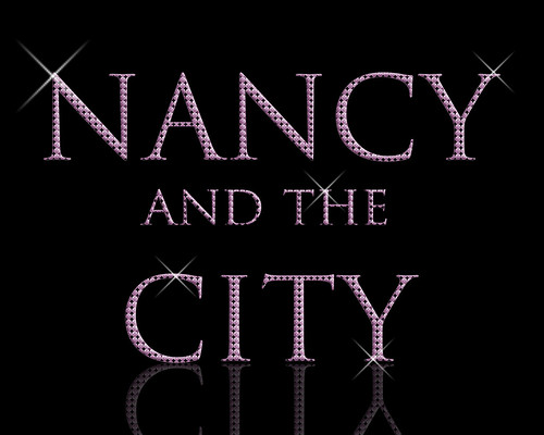 Nancy and the City logo