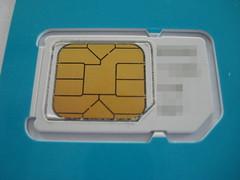 Fonic Micro-SIM für das Apple iPad 3G