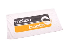 Life's a Beach so Buy a Malibu Towel