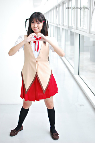 School Rumbles cosplay 4705824974_afe04a7981
