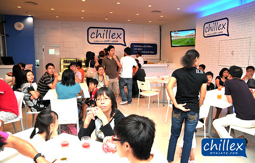 Chillex - Interior