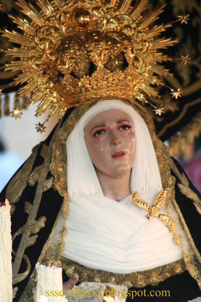 Nuestra Señora del Mayor Dolor en su Soledad, Viernes Santo 2010
