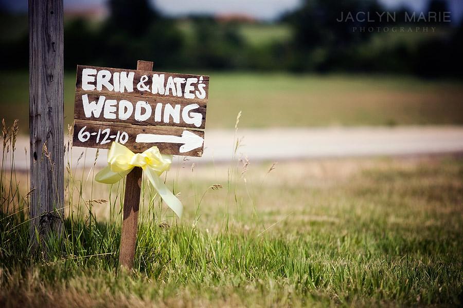 Married in Salina, KS- Erin and Nathan » Washington DC wedding ...