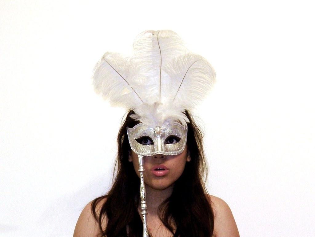 day 167: masquerade