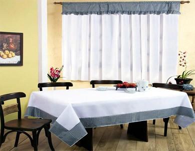 fotos de cortinas em cozinhas