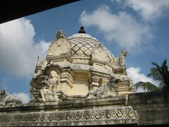 One of the main shrine Vimanams 1