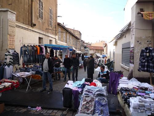 Africa dans Marseille