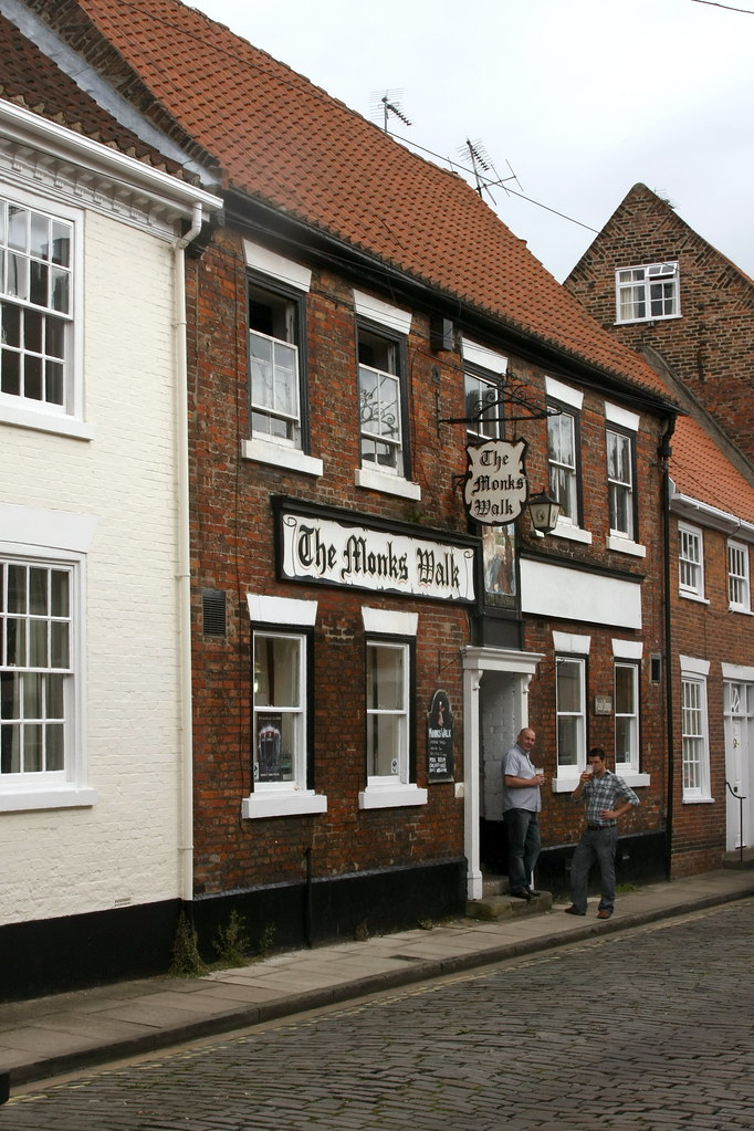 Beverley, The Monks Walk