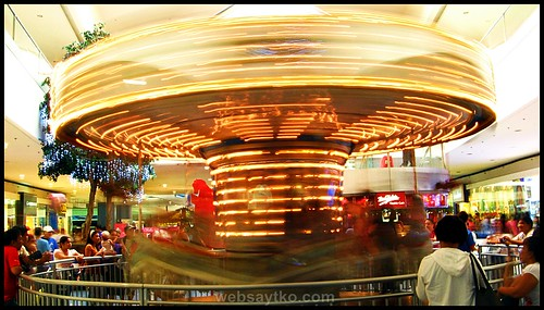 Carousel goes Haywire
