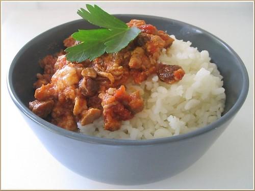 Pork Picadillo