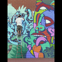 Monti Tiburtini 03 (pozzz85) Tags: station underground persona graffiti tag hip hop murales monti teg tiburtini
