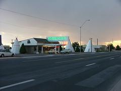 arizona 027 (llionellis) Tags: motel 66 route holbrook