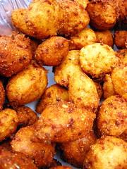 Hush! (abbyladybug) Tags: food virginia foodporn halifax fried hushpuppies flickrmeetups flickrstock rsgmeetup20070714 halifaxva rsgmeetups