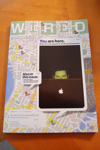 Wired Magazine Custom Cover